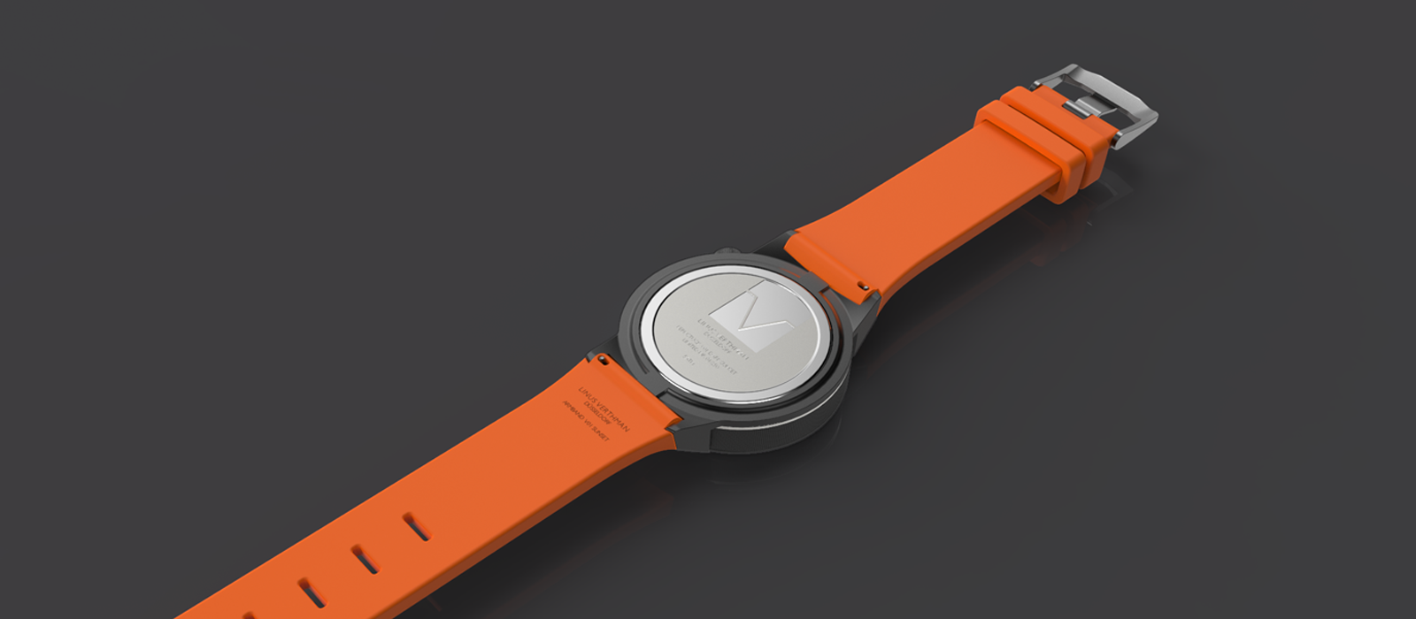 Linus Verthman Watch