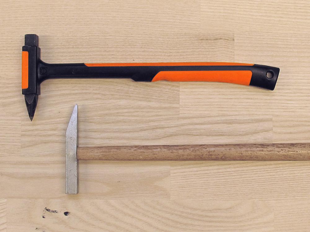 Picard - Tiling Hammer
