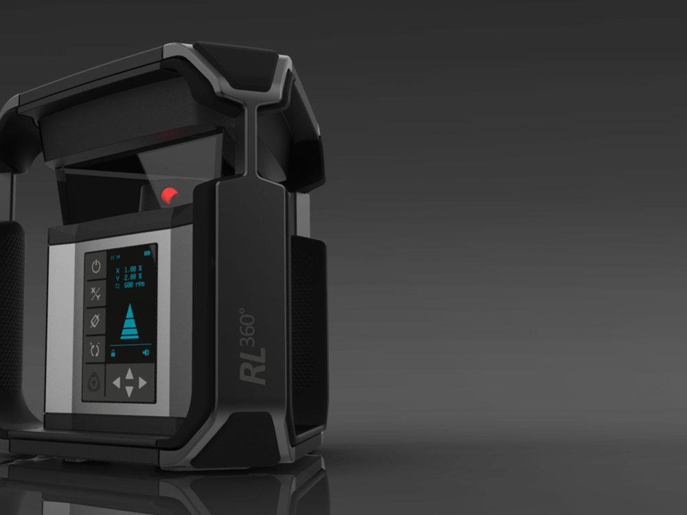 Rotary laser RL360
