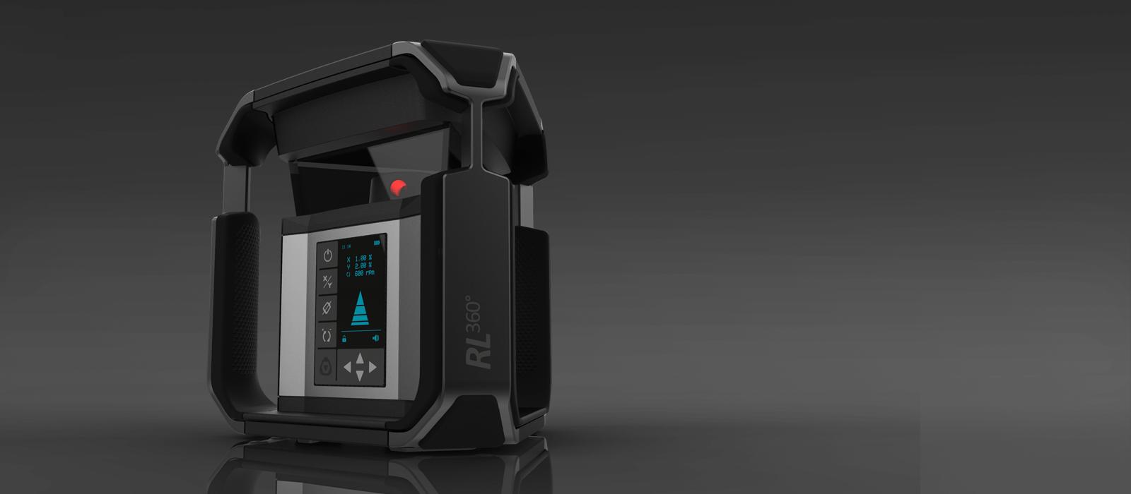 RL360 Rotary laser