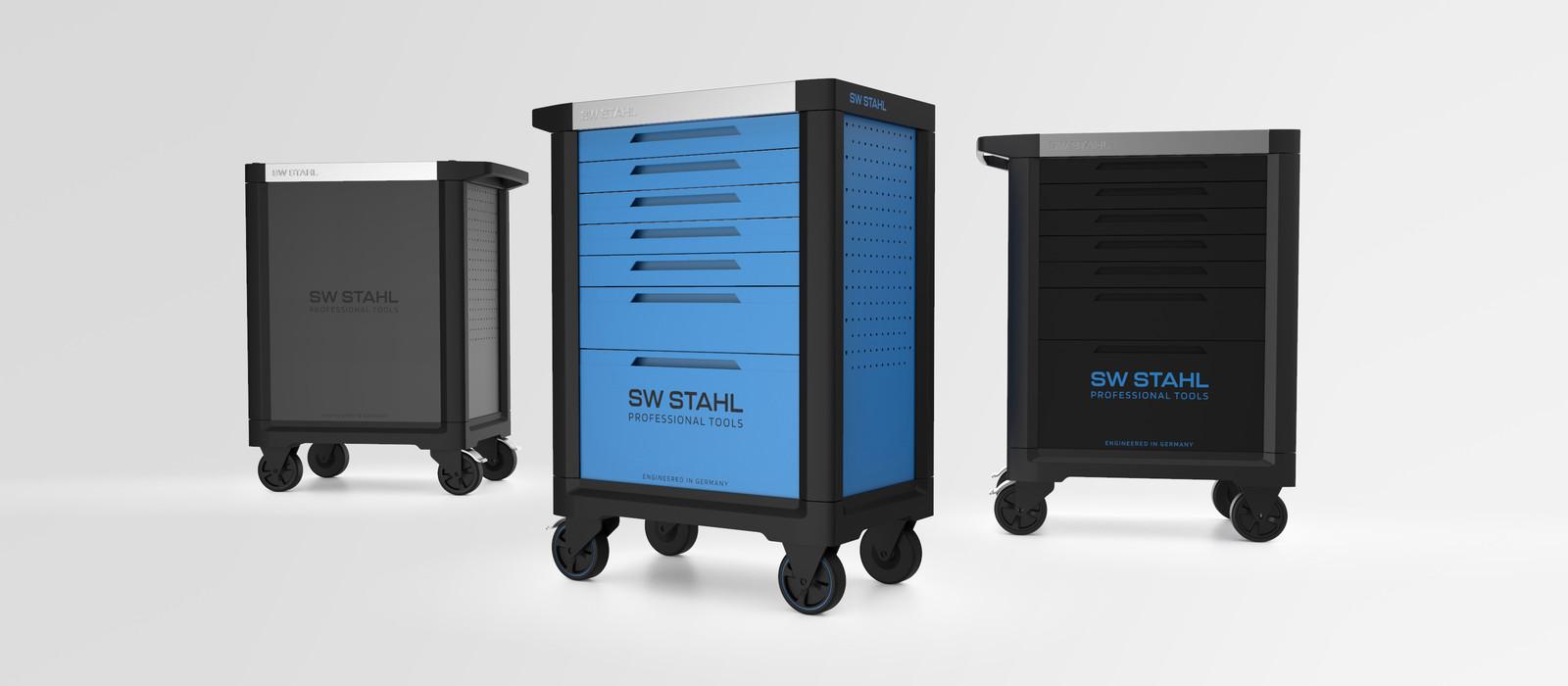 SW Stahl - Tool Trolley