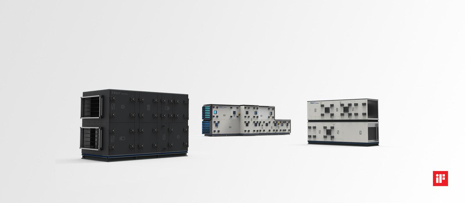 Trox X-Cube